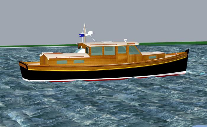 free plywood boat plans pdf