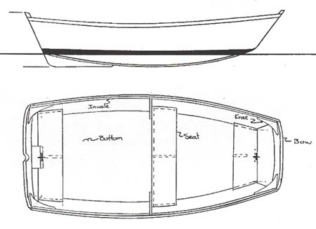 Baby Dink - Row - Boat Plans - Boat Designs