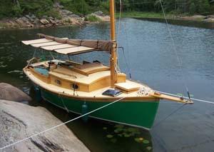 sailboat building kit